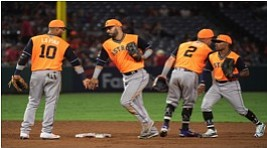 The Houston Astros have sent a warning to all the people who have doubted them the last couple of weeks. ...