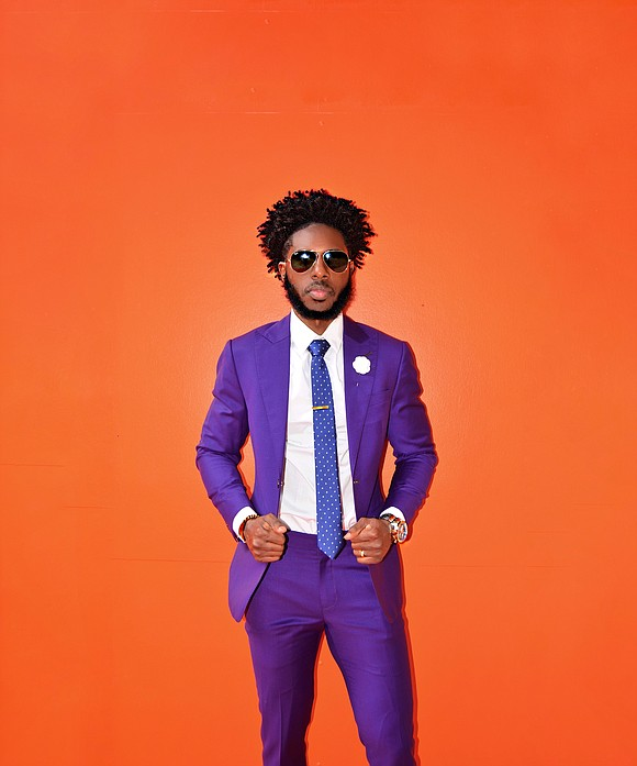 """""""It's not about the suit. It's about the man in the suit."""" ~ Ramon Smothers"""