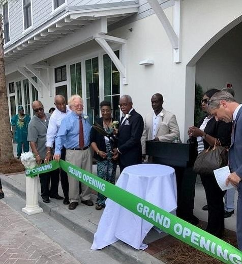 On a recent, bright, sunny Friday morning the Beaufort County Black Chamber of Commerce (BCBCC) is changing the face of ...