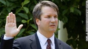 Brett Kavanaugh's accuser now has a name, and the Republican Party's bid to swiftly lift him onto the Supreme Court ...