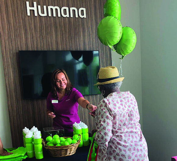 Humana, a health and well-being company, recently opened a community center in Evergreen Plaza, 9522 S. Western Avenue in Evergreen ...