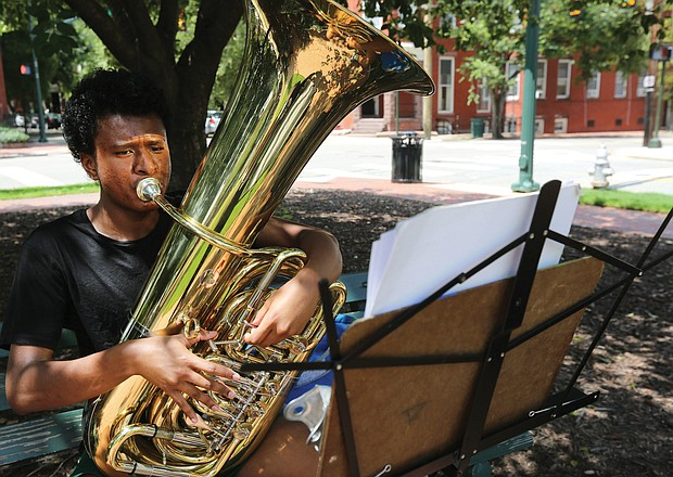 Practice, practice, practice