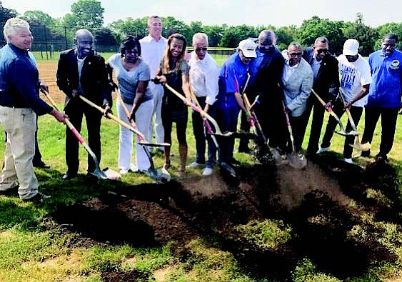 A groundbreaking ceremony was recently held for the brand new state-of-the-art Gately Indoor Track and Field at 744 E. 103rd ...
