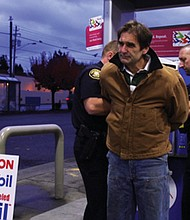 If a crime is committed in order to prevent a greater crime, is it forgivable? Is it, in fact, necessary? 'The Reluctant Radical,'  presented Wednesday, Sept. 12 by the Northwest Film Center,  follows activist Ken Ward as he confronts his  fears and puts himself in the direct path of the fossil fuel industry to combat climate  change.