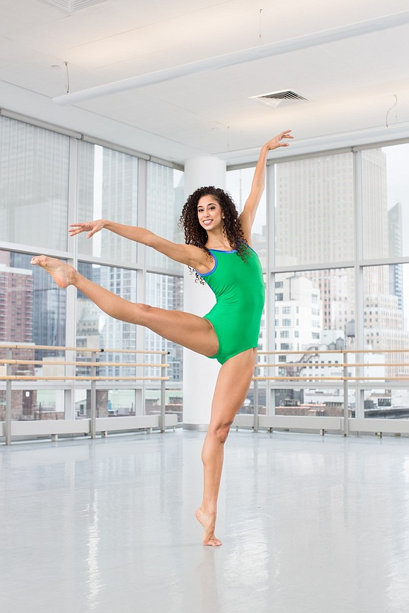 This semester, when dance students flock through the glass doors of the Juilliard School, they will be greeted by a ...