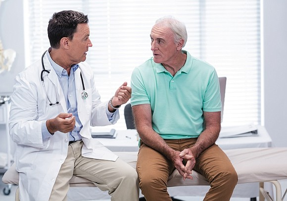 If you're a male over the age of 45, chances are you may be suffering from a condition more common ...