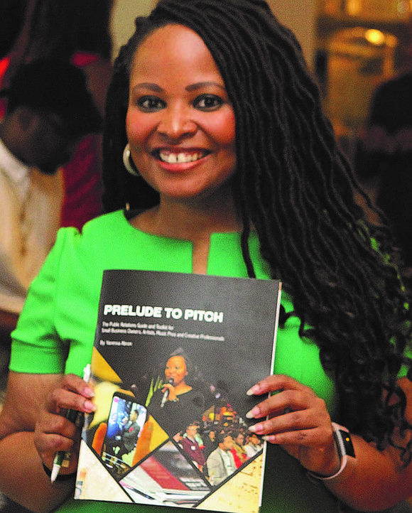 "Independent public relations (PR) consultant and Founder of Agency Abron, Vanessa Abron, recently released ""Prelude to Pitch; The Public Relations ..."