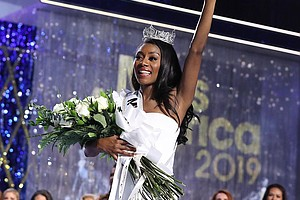 Miss America 2019 Nia Franklin