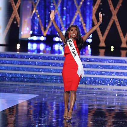Miss America New York is the new Miss America