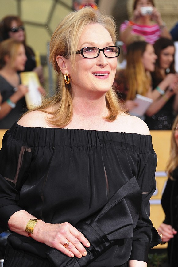 Meryl Streep has given us yet another reason to adore her. The acclaimed actress attended Sunday's US Open final between ...