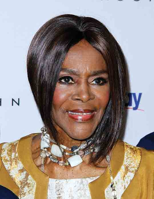 Ninety-three-year-old actress Cicely Tyson was named this week as the recipient of an honorary..