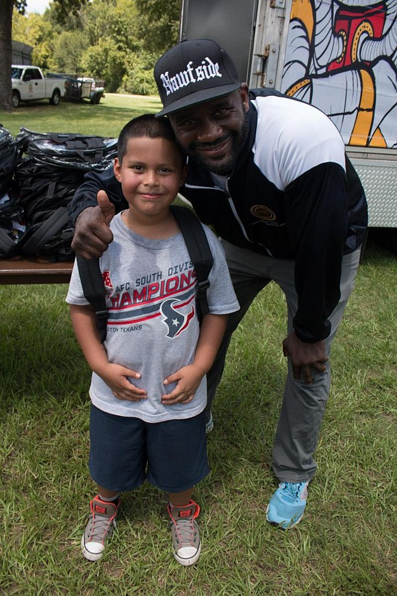 We had our seventh annual Back to School Block Party on August 18th! Supplies, clothes, and backpacks to more than ...