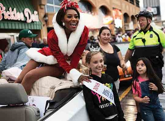 Nia Franklin, a stunning Black beauty from the state of New York, was crowned Miss America 2.0 on...