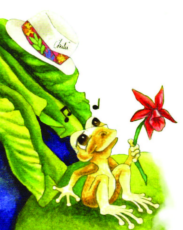 "There's a Coquí in My Shoe! by The Miracle Center's Playwright, Roberto J. Negrón, is an adaptation of Marisa de Jesús Paolicelli's children's book about Puerto Rico's national mascot, the Coquí (little tree frog, pronounced ""co-kee"")."