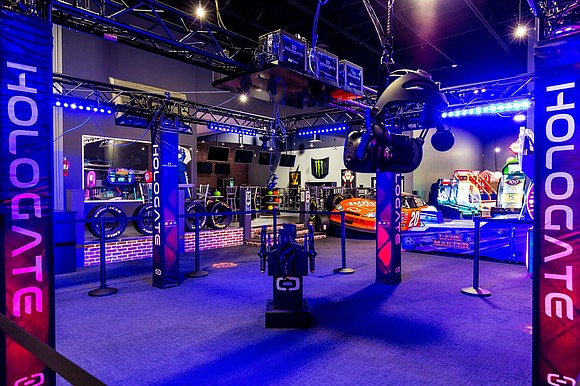 Katy is now home to a one of a kind entertainment experience at iRACE, a 60,000 square foot facility. iRACE ...