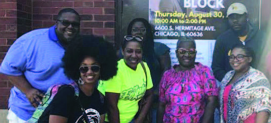 The Annual Jobs on the Block hiring event was recently held in Englewood on 6600 S. Hermitage Ave. The event ...