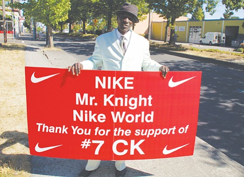 Nike got some community support last week when it made former NFL quarterback Colin Kaepernick the face of its 30th ...