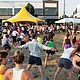 Participants warm up for the Martin Luther King Dream Run. The annual community event makes it return on Sunday, Sept 23.