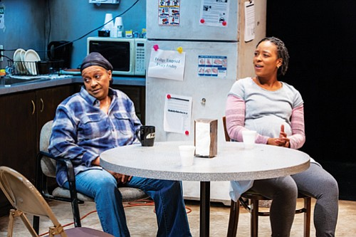 An award winning play that touches on the struggles of factory workers living pay check to pay check amid a ...