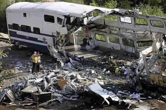 Chatworth crash