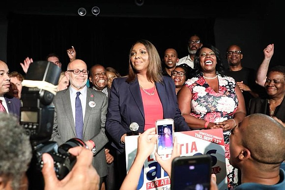 Andrew Cuomo is one step closer to getting a third term as he wins a sweeping victory against activist and ...