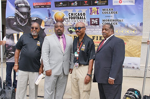When the Miles College Golden Bears and Morehouse College's Maroon Tigers take to the field for their momentous match-up on ...