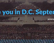 The Deborah's Voice National Rally will be held on Saturday, September 29, 2018 at the Lincoln Memorial in Washington, D.C. For more information about the rally, visit: www.deborahsvoice.net.