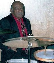 "Richard V. ""Rick"" Johnson, renowned musician (drummer) a Prince Hall Mason passed away September 6, 2018. Funeral Services were September 15, 2018, at Union Baptist Church. He is now playing for the Heavenly Band with guys like, Dave Ross, Mickey Fields, Cornell Muldrow, Bill Byrd; vocalist, Ruby Glover, Chico Johnson and vocalist, Nikki Cooper and so many others."