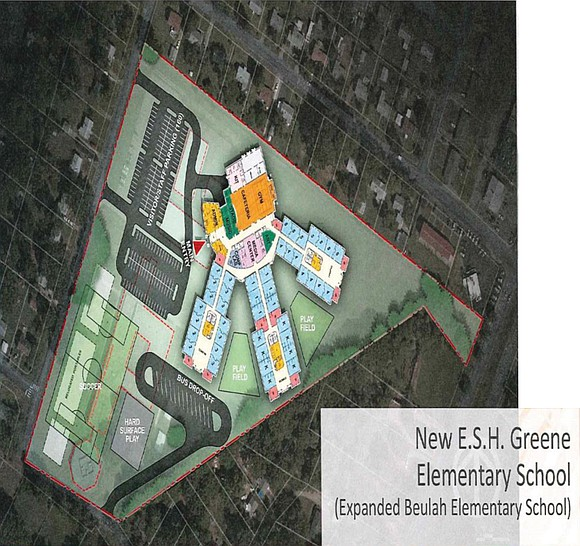 Richmond Public Schools wants community feedback on proposed designs for two new elementary schools and a new middle school that ...