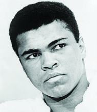 The sixth annual Muhammad Ali Humanitarian Awards will take place Thursday evening at the Omni Louisville Hotel. In this photo, Muhammad Ali is pictured in 1967.