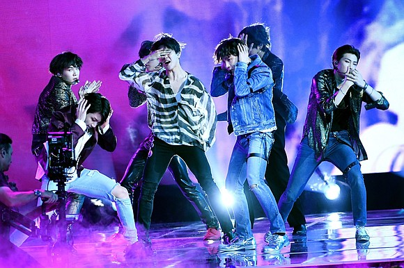 Korean boy band BTS will make history this week as the first ever K-Pop group to speak at the United ...
