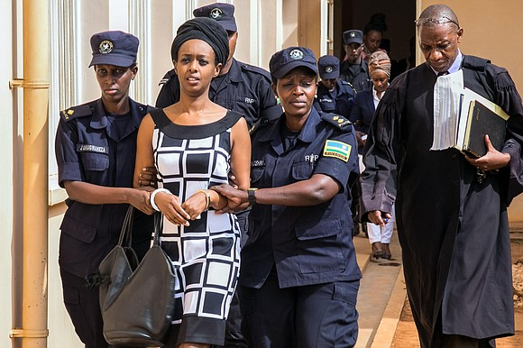 The trial of the jailed Rwandan opposition leader Diane Rwigara and her mother was postponed at Kigali's High Court on ...