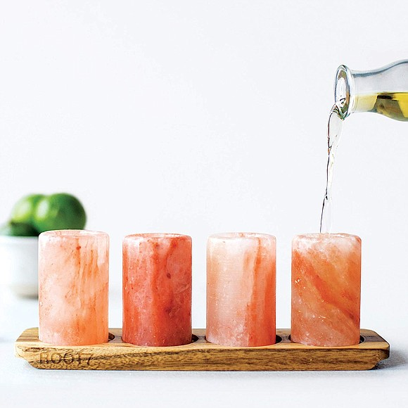 Grab a lime and a Himalayan Salt Shot Glass and you'll be on your way. If you're a tequila lover, ...