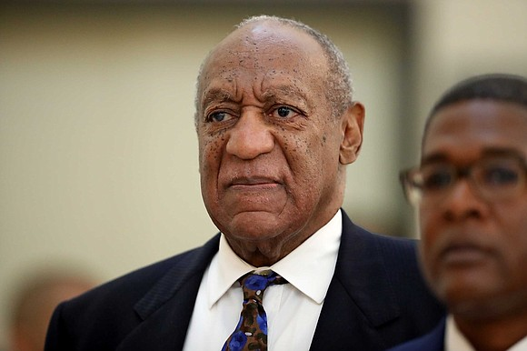 """Entertainer Bill Cosby, once known as """"America's Dad,"""" was sentenced Tuesday to three to 10 years in a state prison ..."""