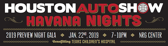 The Houston Auto Show has announced that it will open its exclusive Preview Night Gala to the public in 2019. ...
