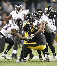 Baltimore Ravens and Pittsburgh Steelers face off at Heinz Field in Pittsburgh during the 2017 NFL season. There are few rivalries better than between the Baltimore Ravens and the Pittsburgh Steelers.