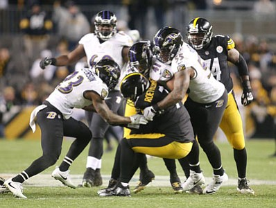 There are few rivalries better than the one between the Baltimore Ravens and Pittsburgh Steelers. The two teams genuinely dislike ...