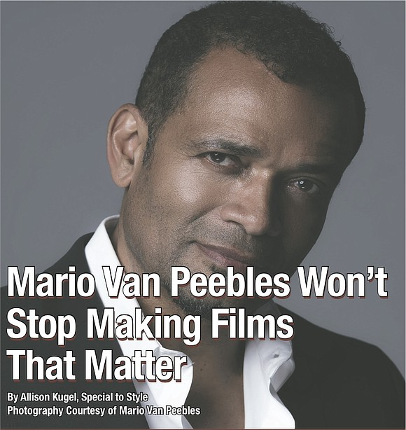 Born of a revolutionary bloodline to activist filmmaker, Melvin Van Peebles, you could say that Mario Van Peebles was born ...