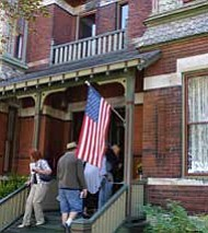 The 45th Annual Pullman House Tour will take place on Oct 6-7 and will allow visitors to explore several historic homes and public buildings that have existed and been preserved for over a century. Photo Credit: Pullman Historic Foundation Community Prepares For 45th Annual Pullman House Tour
