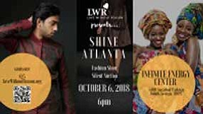 In Atlanta, during the SHINE Fashion Show designers from Atlanta to Africa will come together on October 6 at the ...
