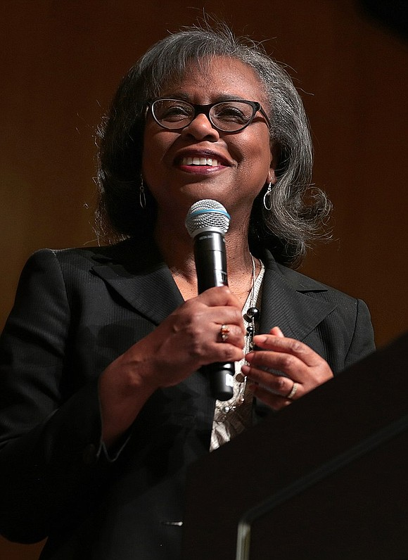 This country does not deserve Professor Anita Hill.