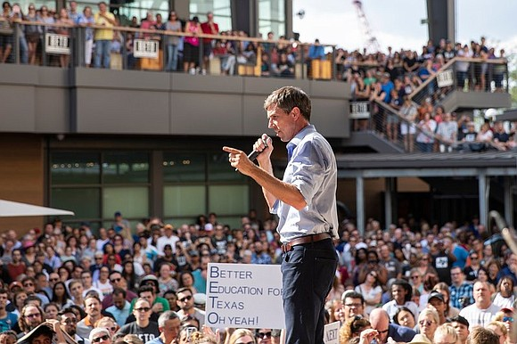 The Texas Senate race wasn't supposed to be competitive this year. But thanks to an imaginative campaign, Beto O'Rourke has ...