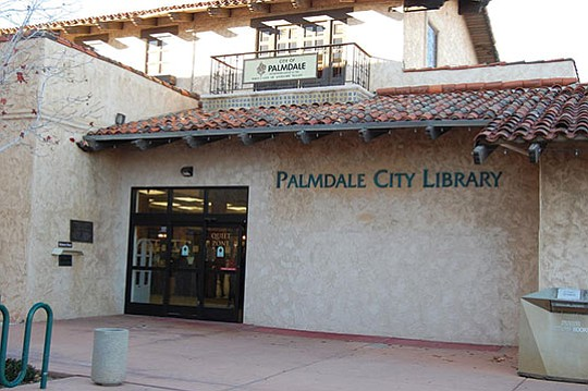 "The Palmdale City Library, 700 E. Palmdale Blvd., will host a free ""Coffee and Coloring"".."