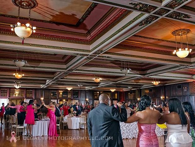 Pink Survivor Gala thrown in Shawntell's honor in her hometown of Shreveport, LA