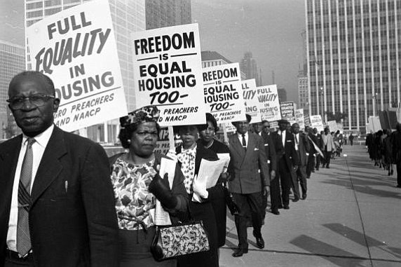 Despite the fact that the Fair Housing Act was passed by Congress more than 50 years ago, evidence reveals that ...