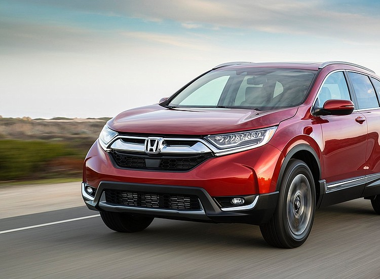 Superb The Honda CR V, One Of The Most Popular Vehicles In America, Is