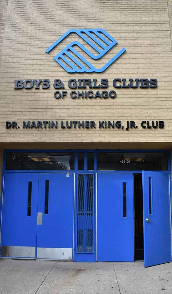 More than $500,000 was invested in renovating and transforming the Boys and Girls Clubs of Chicago's Dr. Martin Luther King ...