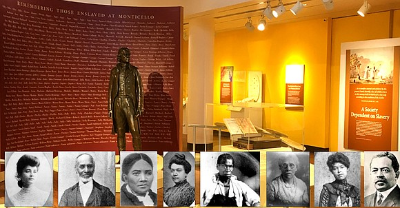 A curated collection at the African American Museum in Fair Park offers a view of slavery in the U.S. that ...