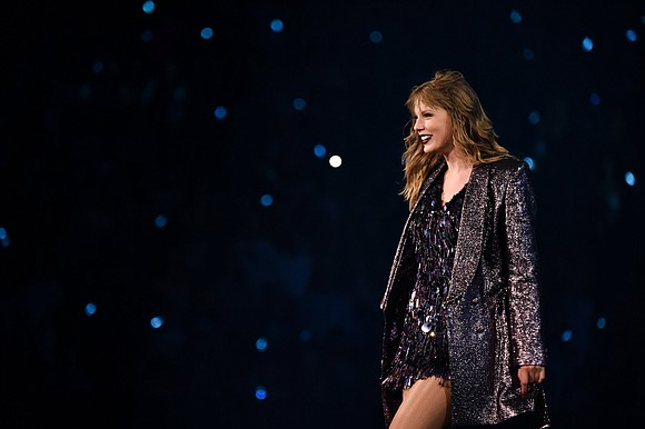 Midterms, look what you made Taylor Swift do. In a rare move, singer Taylor Swift has weighed in on politics ...