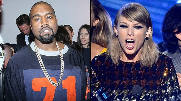 This is apparently where we are as a nation: some conservatives are hailing Kanye West and slamming Taylor Swift.